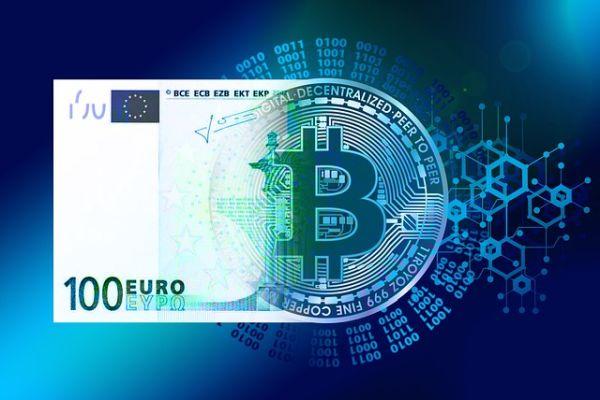 BTC EUR